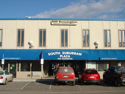 South Suburban Plaza at 800 Kensington, Missoula, MT